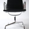 Leather Aluminum Office Chair by Charles Eames 1