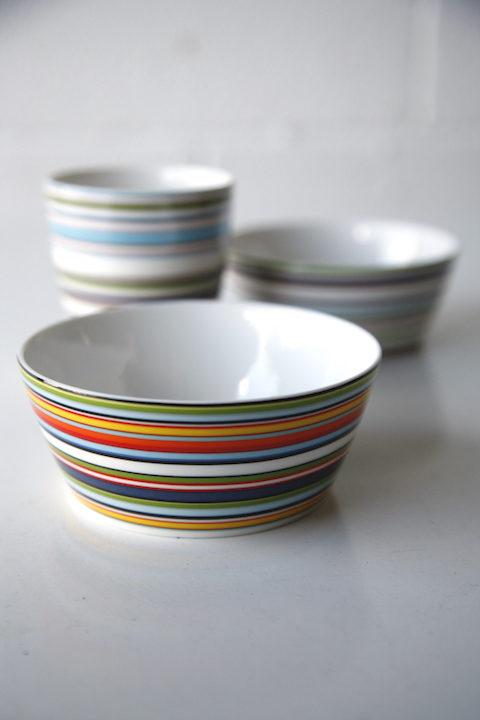 Origo Bowls by Alfredo Häberli for Iittala Finland 2