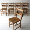 Vintage Chapel Chairs 4
