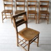 Vintage Chapel Chairs 7