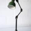 Vintage Industrial Desk Lamp by Mek-Elek 2