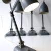 Vintage Industrial Memlite Desk Lamps 2