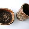 Vintage Sunflower Ceramics by Einar Johansen for Soholm 3
