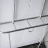 1950s Aluminium Coat Stand B 2