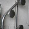 1950s Aluminium Coat Stand B 3