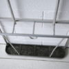 1950s Aluminium Coat Stand C 3