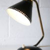 1950s Black Desk Lamp 2