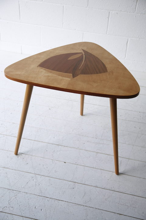 1950s Boat Design Coffee Table 3