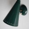 1950s Green Wall Light 3