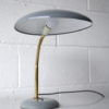 1950s Grey Desk Lamp by Phillips 2