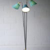 1950s Triple Floor Lamp 1