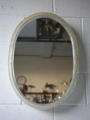 1960s Duscholux Illuminating Wall Mirror 4