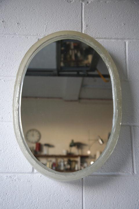 1960s Duscholux Illuminating Wall Mirror 4