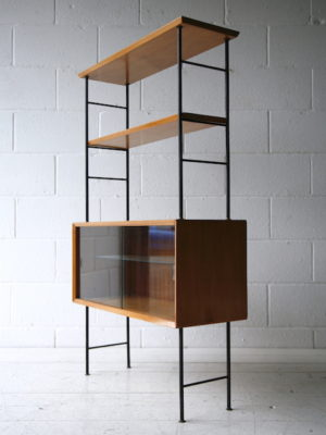 1960s Teak Shelving Unit 4