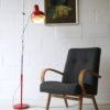 1970s Floor Lamp by Napako