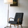 1970s Rosewood Floor Lamp 5