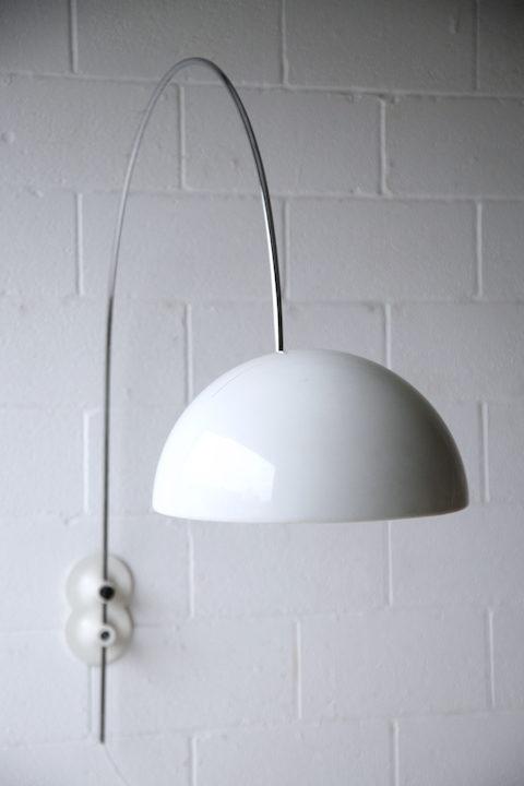 'Coupe' Wall Light by Joe Columbo