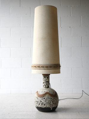 Large 1960s West German Floor Lamp 4