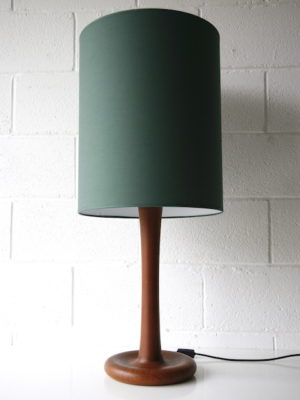Large Table Lamp by Dyrlund Denmark 5