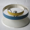 Rare 1950s Ceiling Light by Louis Kalff 1