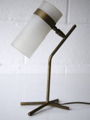 Rare Table Lamp by Pierre Guariche & Boris Lacroix 1950s 2