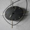 Vintage 1950s Flash Transistor Wall Clock 1
