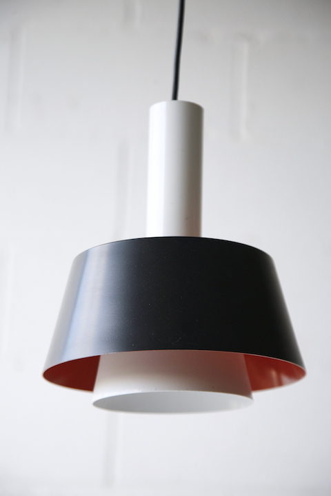 Vintage 1960s Ceiling Light by Courtney Pope UK 1