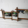 Vintage Bamboo Mirrors 2