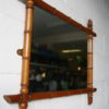 Vintage Bamboo Mirrors 4