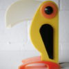 Vintage Toucan Lamp by Gilbert 2