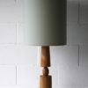 Vintage Wooden Table Lamp 1