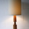 Vintage Wooden Table Lamp 3