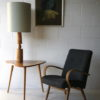 Vintage Wooden Table Lamp 4