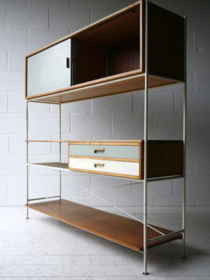 1950s Cabinet by Frank Guille for Kandya 2