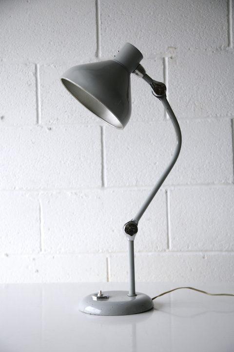 1950s Desk Lamp by Jumo 4
