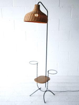 1950s French Floor Lamp 3