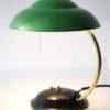 1950s Green Desk Lamp 1