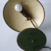 1950s Green Desk Lamp by Helo 4