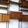 1960s Avalon Teak Shelving System 1