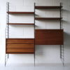 1960s Shelving System by Brianco