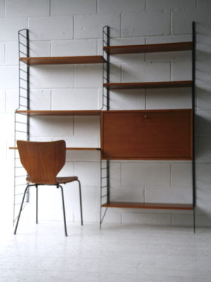 1960s Shelving Unit by Brianco