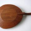 Danish Teak Platter 1