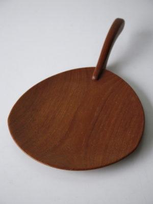 Danish Teak Platter