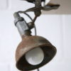 Vintage Industrial Clip on Lamp 1