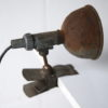 Vintage Industrial Clip on Lamp 3