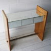 Vintage Mirrored Console Table 1