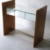 Vintage Mirrored Console Table 2