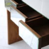 Vintage Mirrored Console Table 3