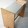 Vintage Mirrored Console Table 4