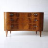 1940s Chest of Drawers by Axel Larsson for Bodafors Sweden 1